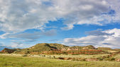 Red Mountain Open Space panorama — Stock Photo