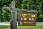 Katy Trail State Park — Stock Photo