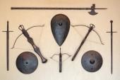 Antique Weapons — Stock Photo