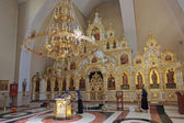Great Prince Vladimir temple — Stock Photo
