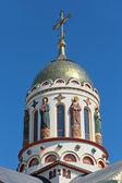 Great Prince Vladimir temple — Stock Photo