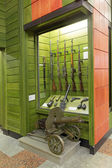 Central Museum of  border troops — Stock Photo