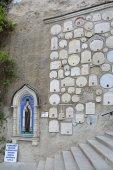 Monastery wall — Stock Photo