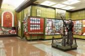 Sınır birliklerinin merkez müzesi — Stok fotoğraf