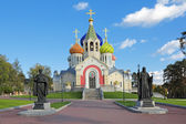 Temple of Prince Igor — Stock Photo