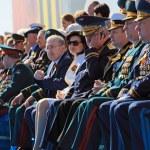 Military leadership  — Stock Photo #55359527