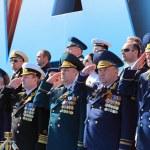 Military leadership — Stock Photo #55359831