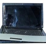 Broken laptop — Stock Photo #56313387