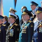 Military leadership — Stock Photo #56313475