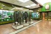 Central Museum of the border troops — Foto Stock