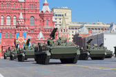 9M123 Khrizantema in Moscow — Stock Photo