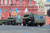 S-400 Triumf in Moscow — Stock Photo