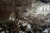 Vorontsovskaya cave system — Stock Photo