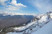Aibga Ridge Rusya'da — Stok fotoğraf