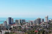 Sochi cityscape — Stock Photo
