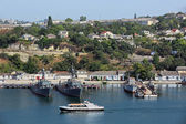 Sevastopol cityscape — Stock Photo