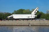 космического корабля буран — Стоковое фото