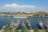 Sevastopol cityscape — Stock Photo