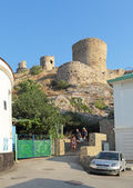 Cembalo fortress — Stock Photo