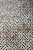 Old corrugated metal — Stock Photo