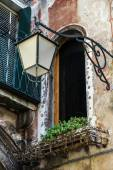 Architecture detail in Venice, Italy — Stock Photo