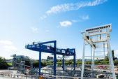 Stuttgart21 tunnel drilling site — Stock Photo