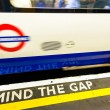 Mind the gap — Stock Photo #54759989