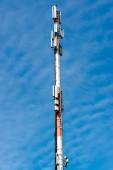 Communication tower — Stock Photo