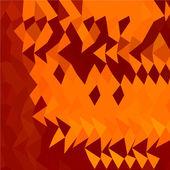 Abstrakt låg Polygon bakgrund — Stockvektor