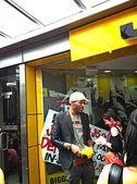Jason Derulo Signing Autographs Auckland — Stock Photo