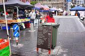 City Farmers Market — Stock Photo