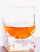 Whisky shot — Stock Photo