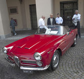 Alfa Romeo Spider — Stock Photo