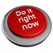 Do it right now — Zdjęcie stockowe