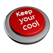 Keep your cool — Stock Photo