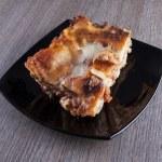 Lasagne — Stock Photo #56852133