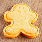 Puppet biscuit — Stock Photo