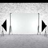 Photographic stage — Stock Photo