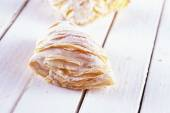 Sfogliatella — Stock Photo
