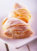 Sfogliatelle — Stock Photo