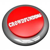 Crowdfunding — Stock Photo