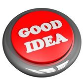 Good idea — Stock Photo