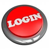 Login button — Stock Photo