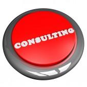 Consulting button — Stockfoto