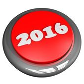 2015 2016 button — Stock Photo