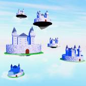 Castles — Stock Photo