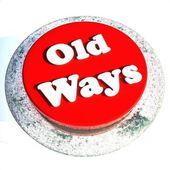 Old ways — Stock Photo