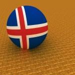 Iceland basketball — Stock Photo #82318086