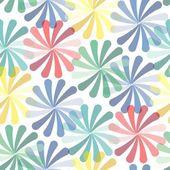 シームレスな鮮やかなパターン — ストックベクタ