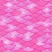 Seamless Pink Romance Pattern — Stock Vector